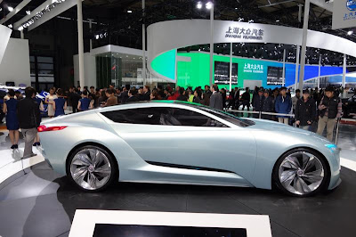 Buick Riviera Concept Debuts in Shanghai. SPOILER: It's a Gull-Wing