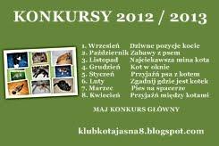 KONKURSY ROKU 2012 / 2013