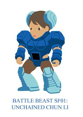 Les Dragonautes par Bastien Vives Battle%2Bbeast%2BSF01