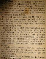 Wolf in Waals-Brabant in maart 1888