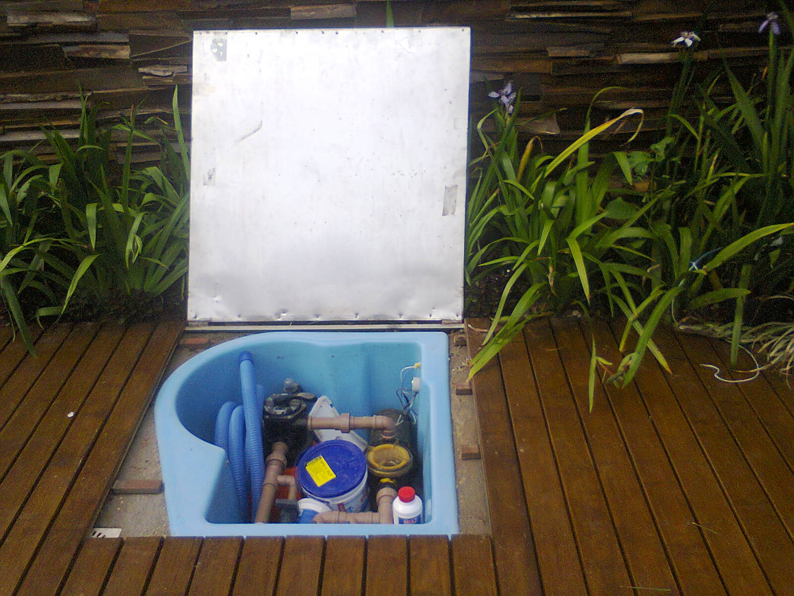 Wanderley branga deck piscina - Motor para piscina ...