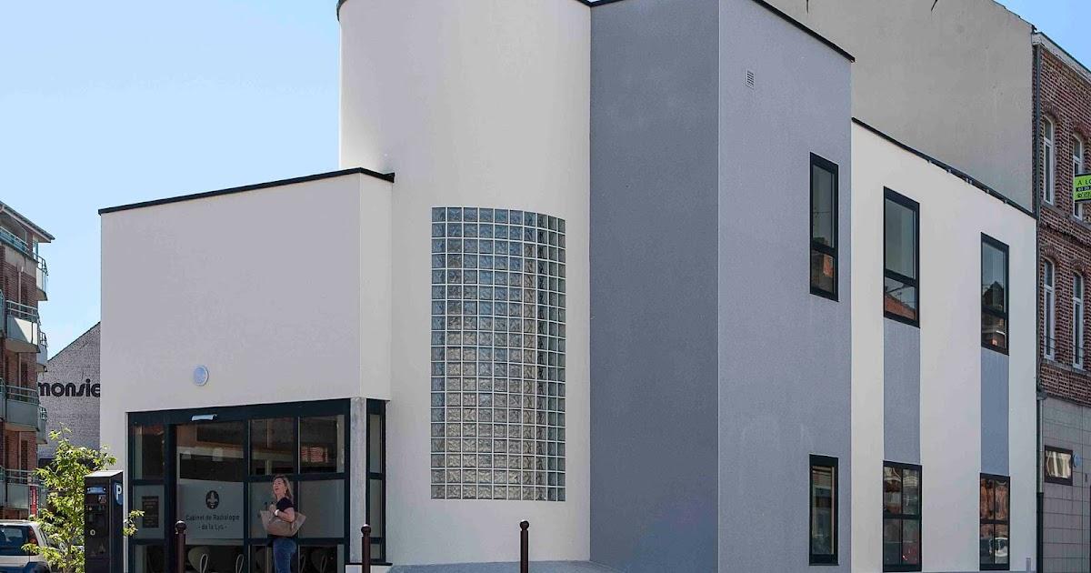 Cabinet de radiologie armenti res 59 agence delannoy for Delannoy architecte