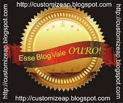 Selo Esse Blog Vale Ouro