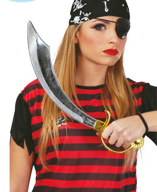 Maquillaje De Pirata Mujer Halloween Maquillajes De Halloween Para - Maquillaje-de-pirata-para-mujer