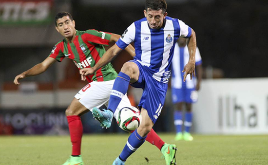 Marítimo 1 x 1 Porto - Campeonato Português 2015/16