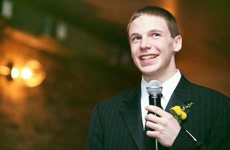 Example Best Man Speech