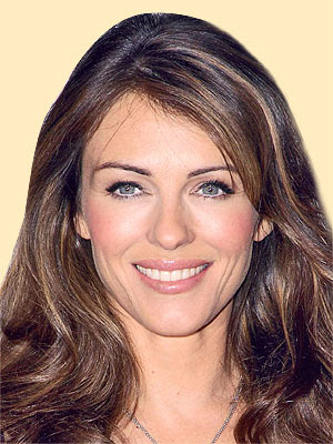 elizabeth hurley wallpaper. VIDEO: Elizabeth Hurley