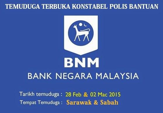 TEMUDUGA TERBUKA BANK NEGARA MALAYSIA