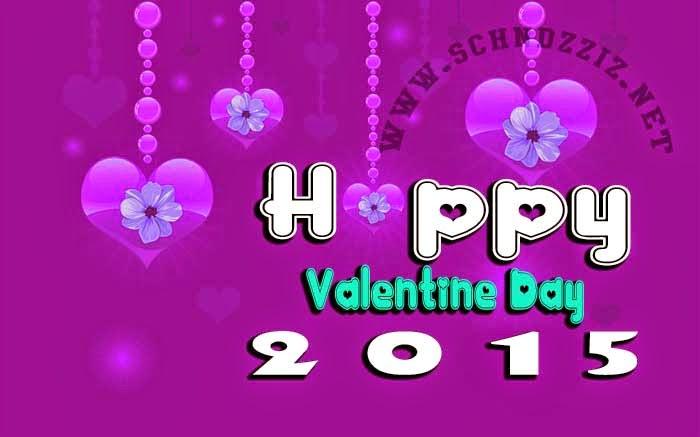 Gambar Kartu Ucapan Selamat Valentine Day 2015