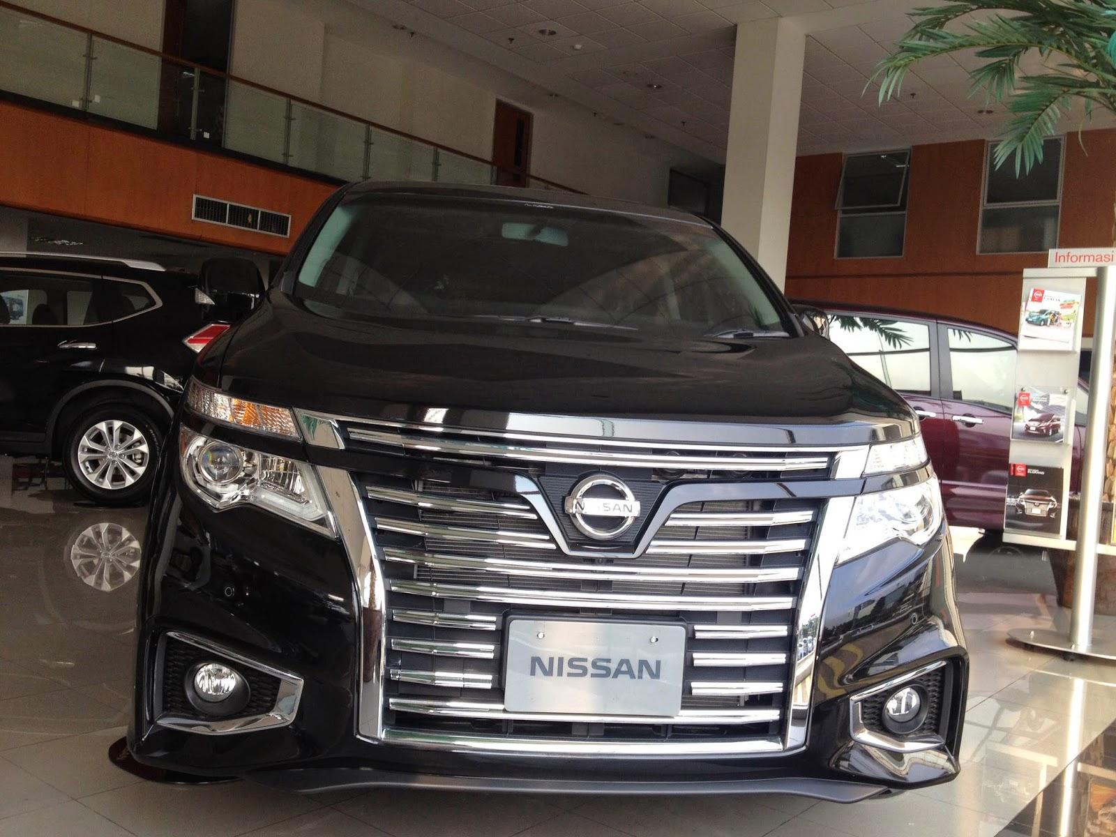 Harga Nissan Elgrand Terbaru