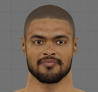 NBA 2K Tyson Chandler Cyber Face