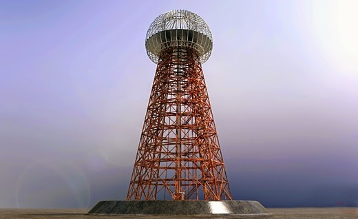 Russian Physicists Launch Campaign To Rebuild Tesla's Wardenclyffe Tower And Power The World