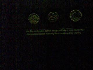 Pili buntu dari kerajaan palembang