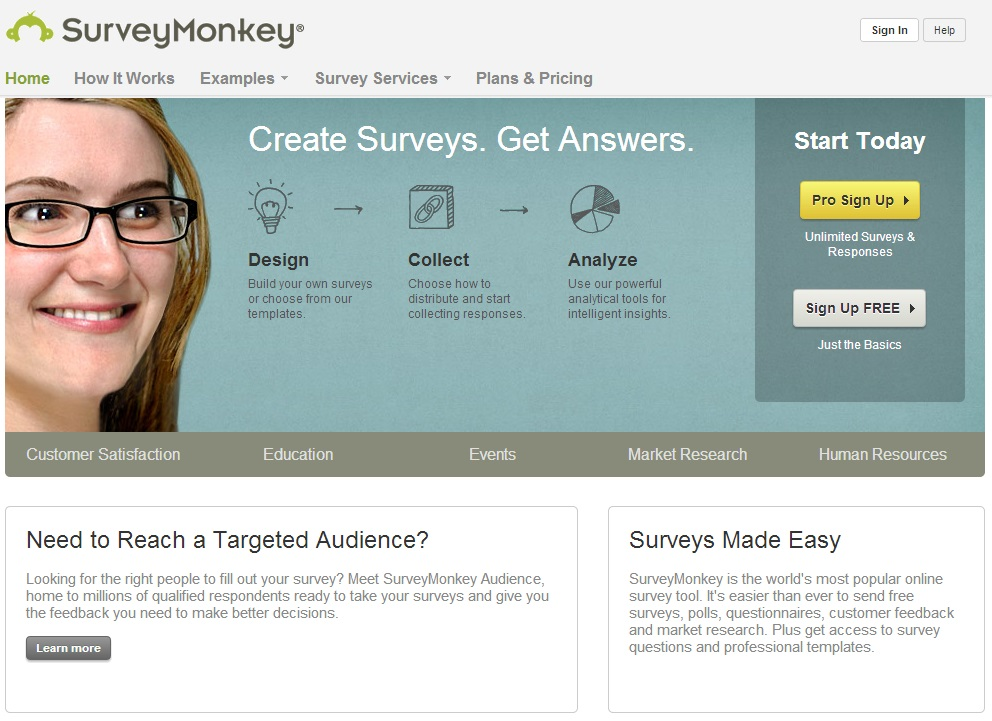 how to add a debriefing page for survey monkey