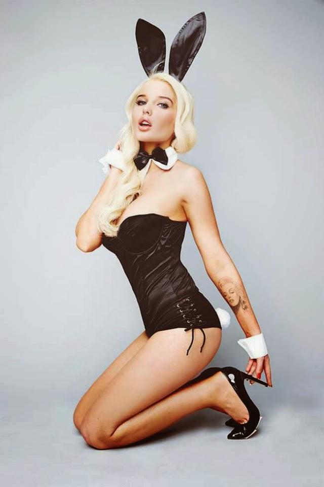 Imagen de Helen Flanagan como Playboy