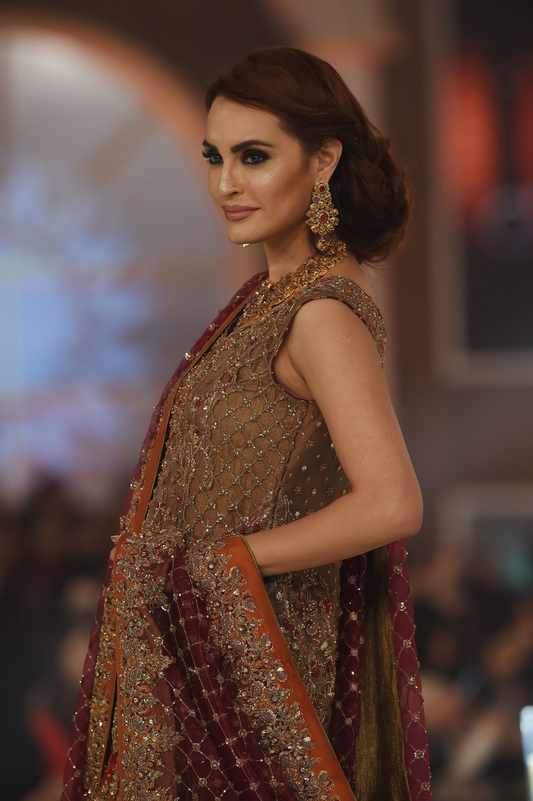 Pakistan fashion week 2018 lahore 18