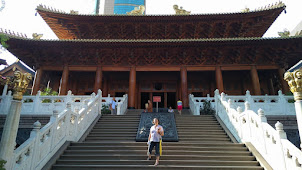 Espectacular Templo Jing`an