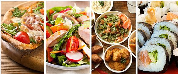 De bons petits plats livr s domicile avec for Plats cuisines livres a domicile