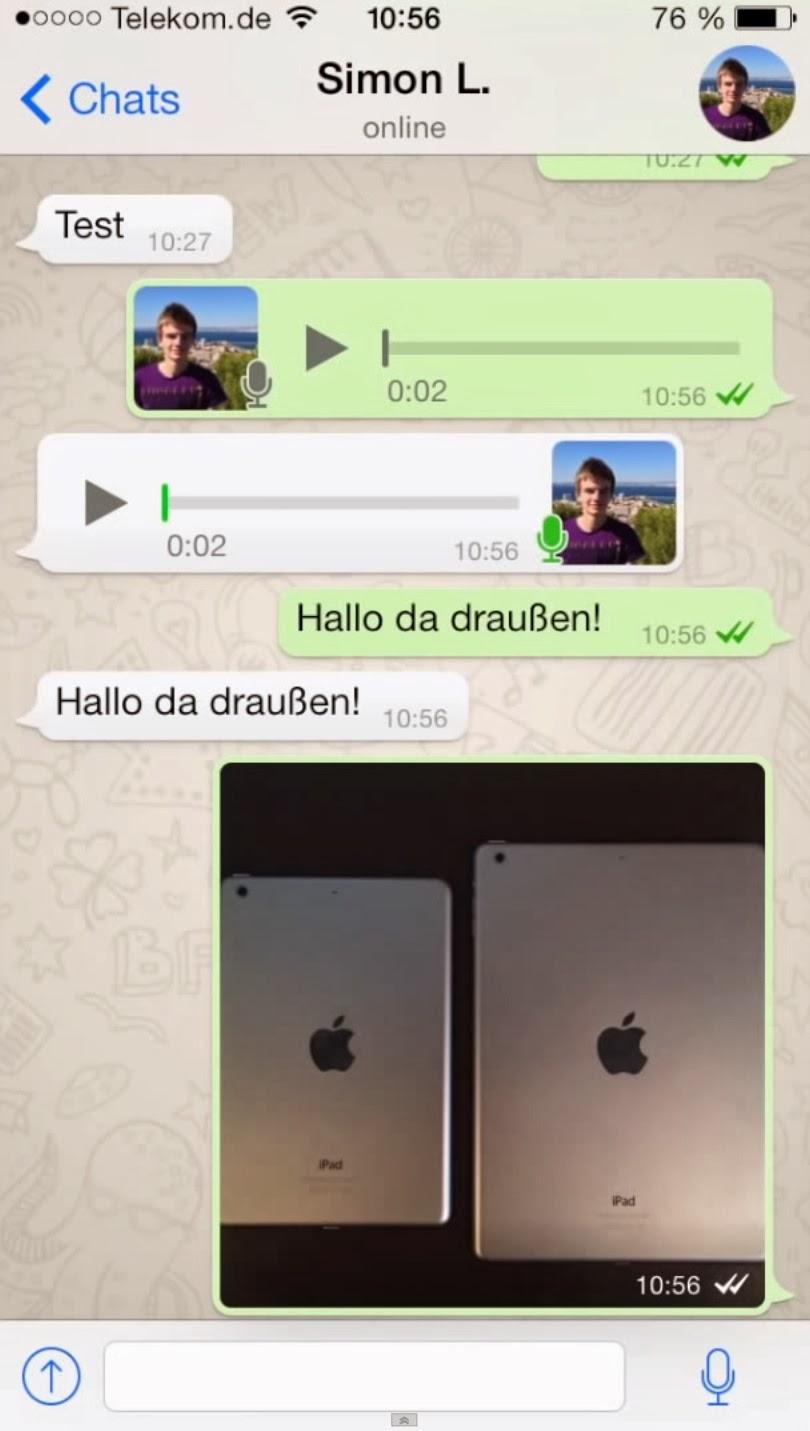 whatsapp übertragen iphone 7