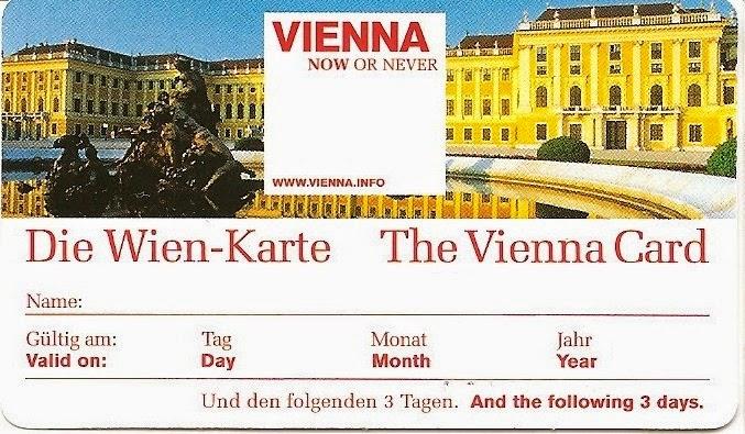 Visitare Vienna con la Vienna Card