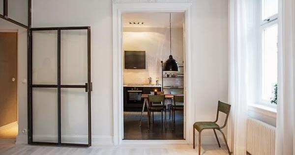Un appartamento dal carattere maschile blog di for Appartamenti decor