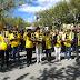 Regió 7: Prop de 200 treballadors defensen els serveis públics a la Fira de Maig a Berga