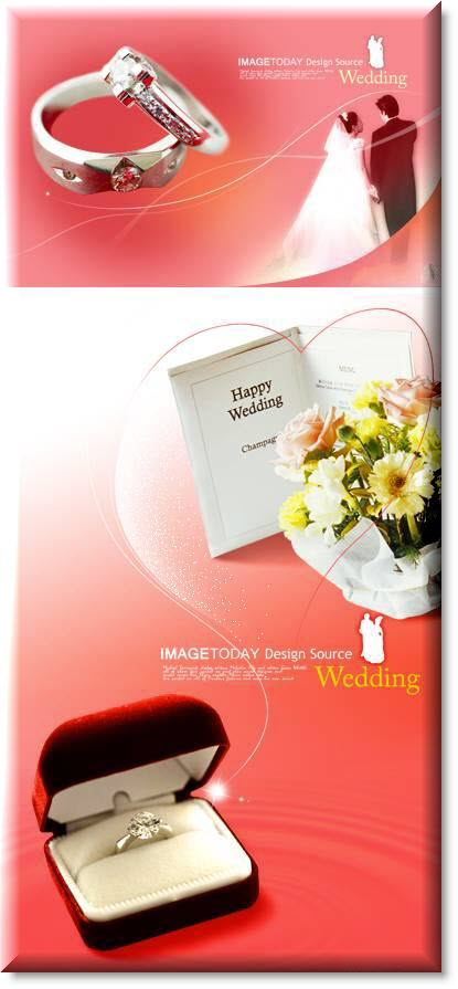 Wedding PSD Templates 2 2 PSD 4000 2600 300 dpi 401 b rar