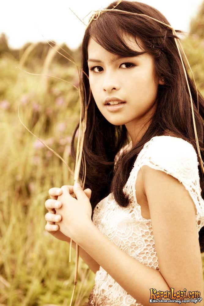 Klik Gambar Untuk Memperbesar Foto Cantik Sexy Hot Maudy Ayunda Lain