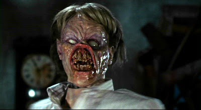 A deadite from Evil Dead II