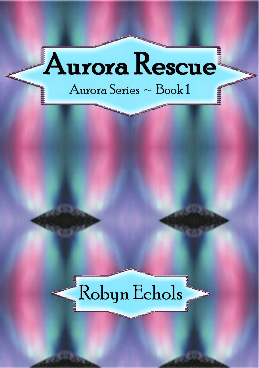Aurora Rescue on Nook - click on the book below: