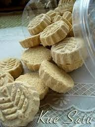 Resep Kue Satu Kacang Hijau atau Kaoyah