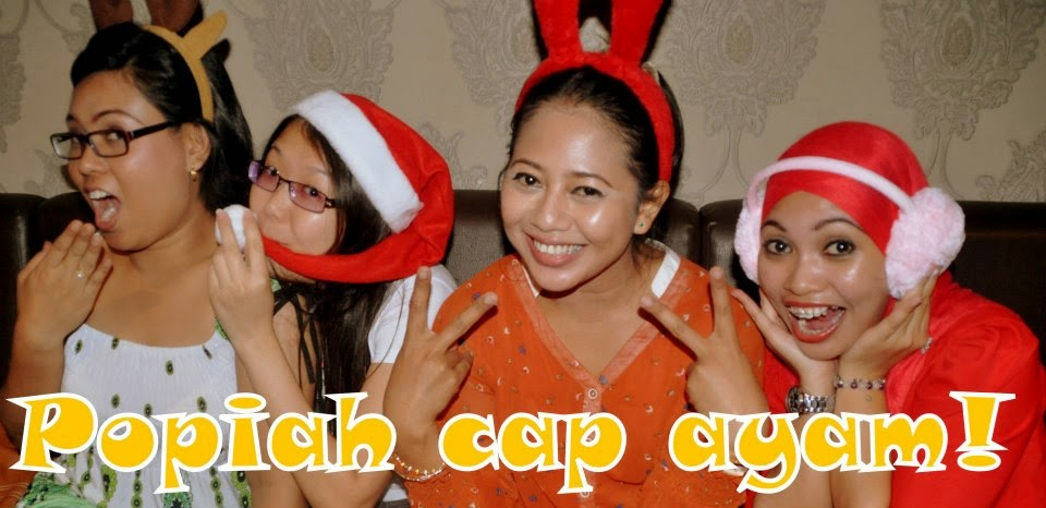 Popiah Cap Ayam