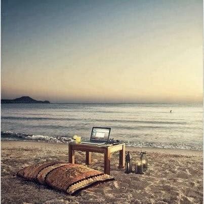 The Ocean Inpires Me