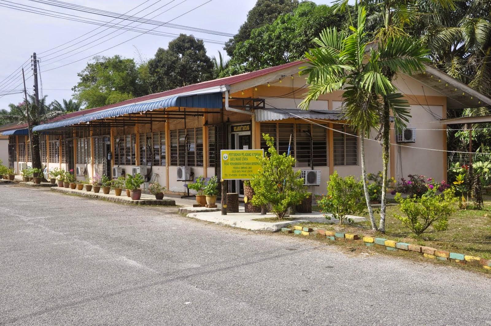 Lokasi Kursus (Minggu Ketiga) Simpang Lima Batu Pahat