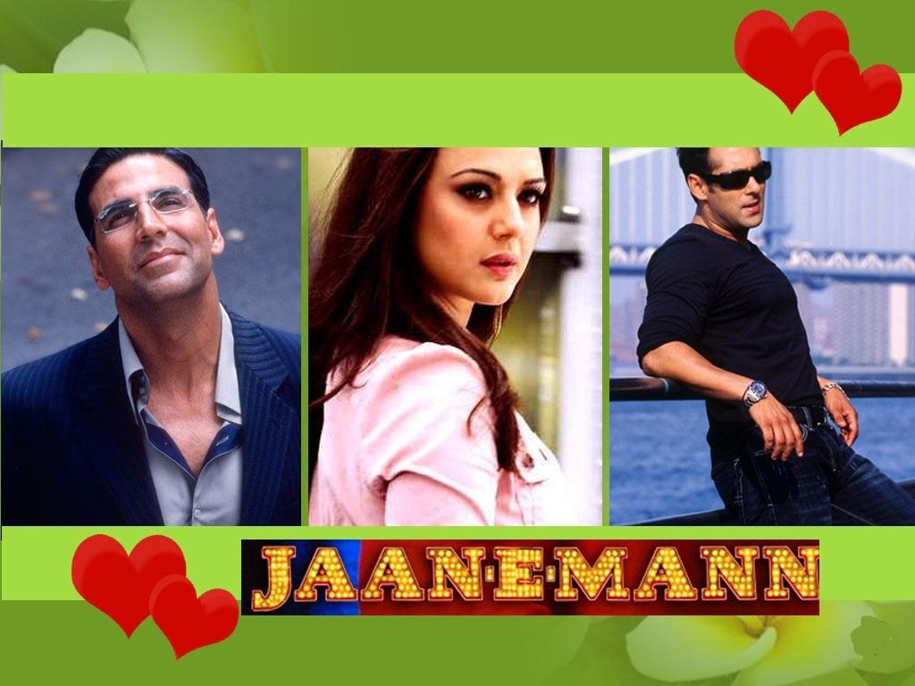 jaanemann lets fall in love again 2006 hindi