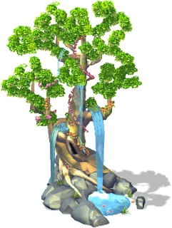 deco growing tree stage5 SW CityVille:Request For Building The Tree Of Life Links