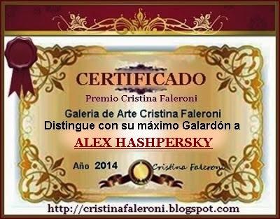Alex Hashpersky