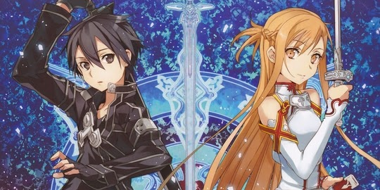 Light Novel, Actu Light Novel, Sword Art Online, Dengeki Bunko Magazine,