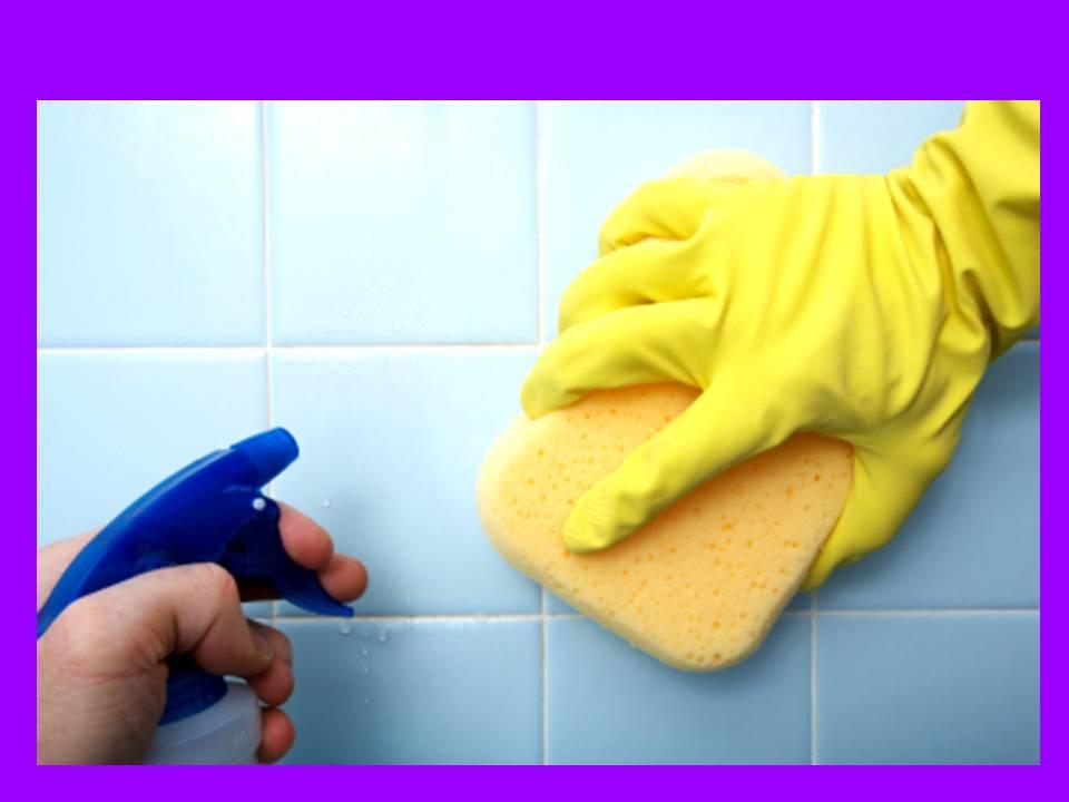 Azulejos Para Baño Limpieza:TRUCOS Y CONSEJOS CASEROS: AZULEJOS BRILLANTES