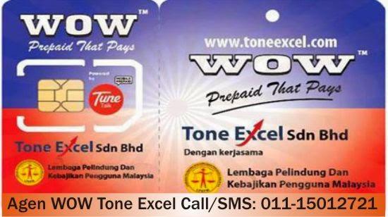 Agen Tone Excel