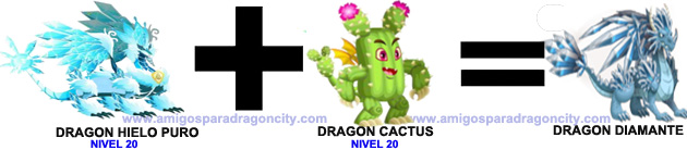 como sacar el dragon diamante en dragon city formula 2