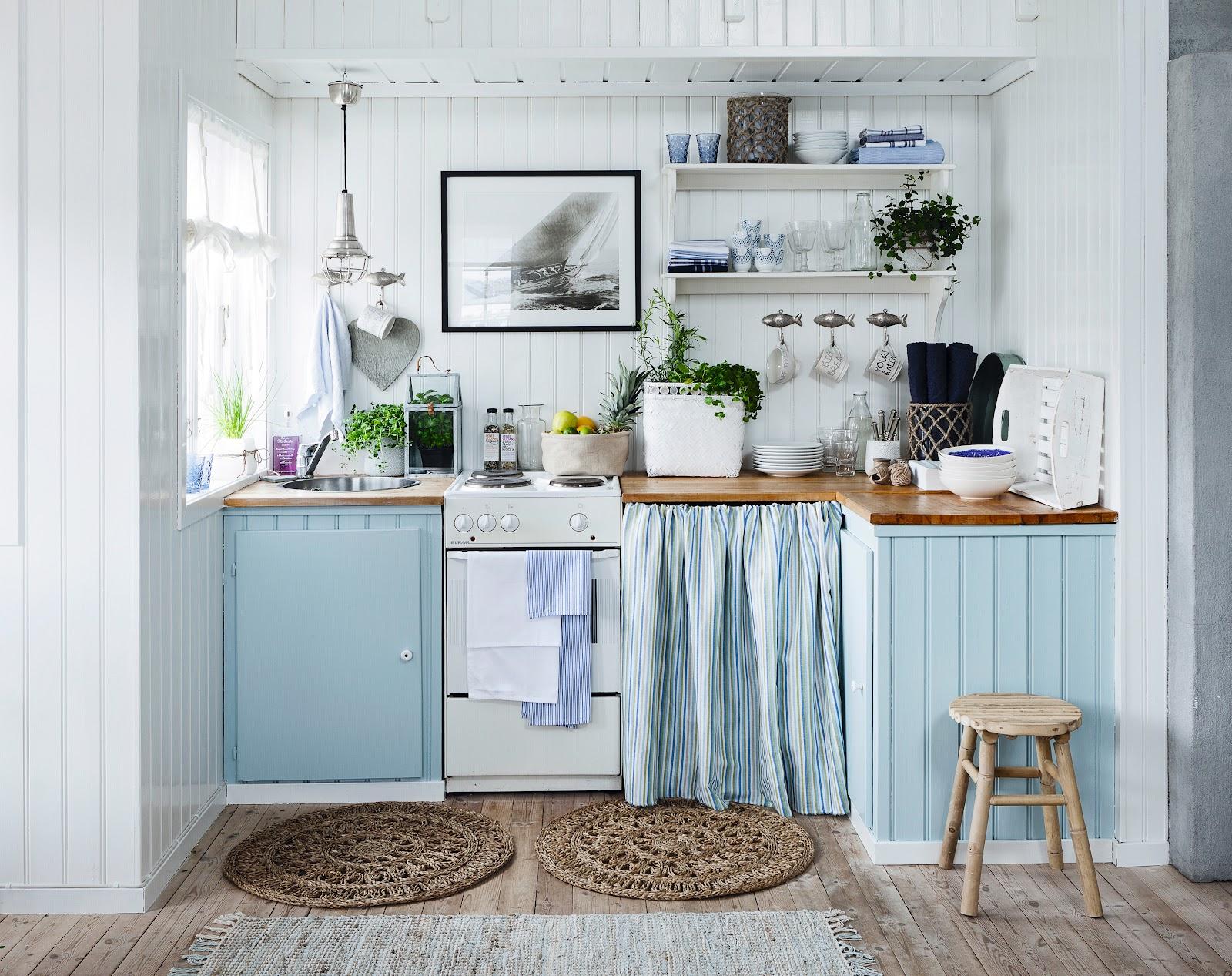 Bądź kreatywny, uwolnij siebie Jak urządzić kuchnie