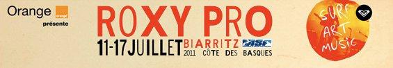 roxy pro biarritz