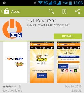 TNT PowerApp