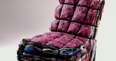 Sillones y sof s reciclados muebles bonitos for Sofas comodos y bonitos