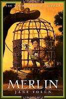 bookcover of Merlin (The Young Merlin Trilogy #3) by Jane Yolen