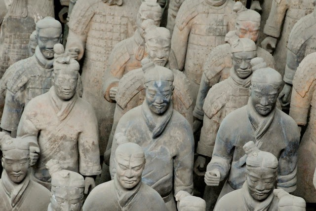 52. TerraCotta Warriors (Xian, China)