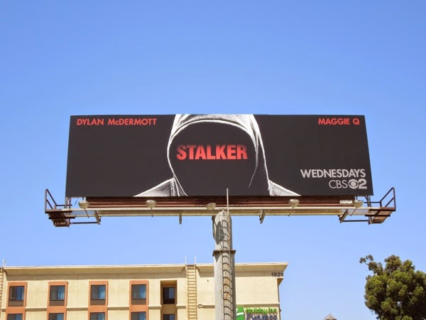 Stalker series premiere billboard