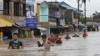 manila banjir