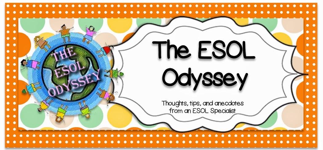 The ESOL Odyssey